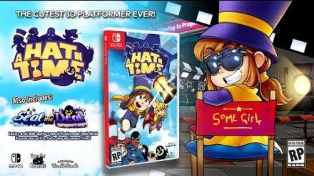 A Hat in Time : trailer de date de sortie Nintendo Swich