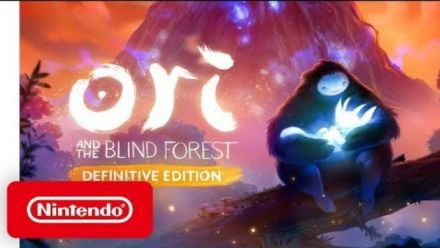 Ori and the Blind Forest - Announcement Trailer - Nintendo Switch