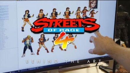 Streets of Rage 4 : Dans les coulisses