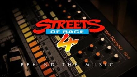 vid�o : Streets of Rage 4 : Behind the Music