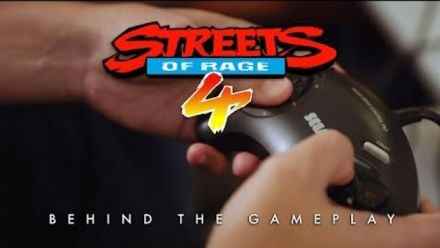 Streets of Rage 4 - Behind The Gameplay