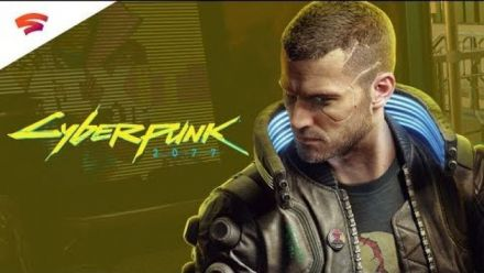 Cyberpunk 2077 : Trailer d'annonce Google Stadia