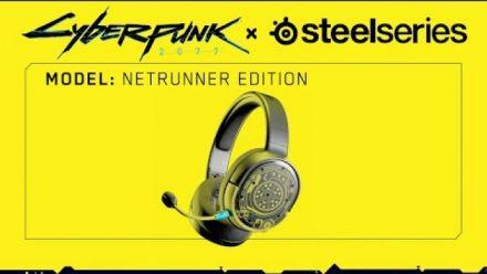 vidéo : SteelSeries Arctis 1 Wireless: Cyberpunk 2077 Netrunner Edition