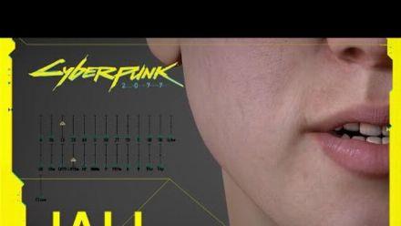 Cyberpunk 2077 - Dans les coulisses : JALI