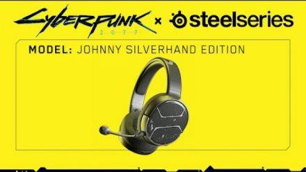 vidéo : SteelSeries Arctis 1 Wireless: Cyberpunk 2077 Johnny Silverhand Edition
