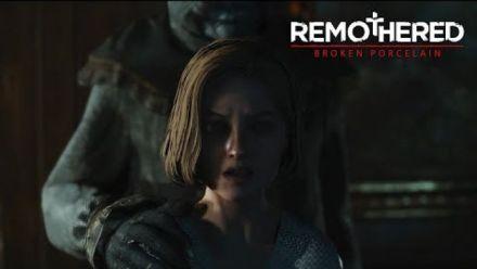 Vid�o : Remothered: Broken Porcelain - Bande-annonce de gameplay