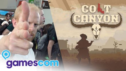 Vid�o : Gamescom 2019 : On a joué à Colt Canyon
