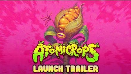 Vid�o : Atomicrops Launch Trailer