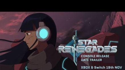 Vid�o : Star Renegades : Bande-annonce de sortie sur consoles
