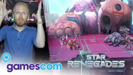 Gamescom 2019 : Nos impressions de Star Renegades