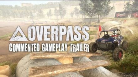Vid�o : OVERPASS - Commented Gameplay Trailer (FR)