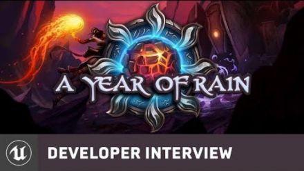 Vid�o : A Year of Rain by Daedalic | E3 2019 Developer Interview | Unreal Engine