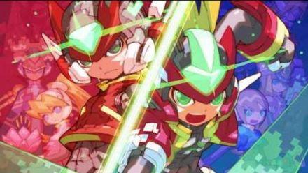 Vidéo : Mega Man zero/ZX Legacy Collection : Trailer d'annonce
