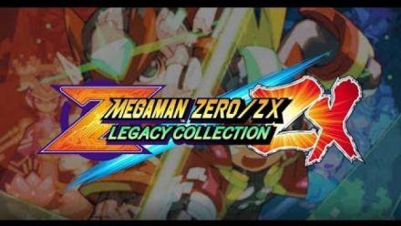 Vidéo : Mega Man Zero/ZX Legacy Collection : Trailer du TGS 2019