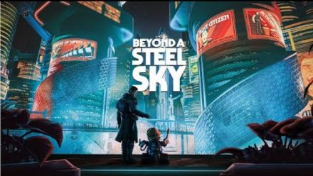 Beyond a Steel Sky : Trailer de lancement Apple Arcade