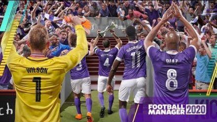 Vidéo : Bande-annonce de présentation   Football Manager 2020