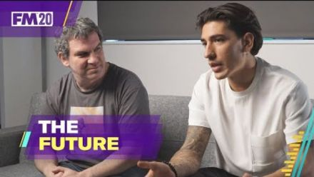 Vidéo : Miles meets Hector Bellerin   Climate Change   Football Manager 2020