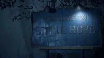 The Dark Pictures Anthology Little Hope Teaser Trailer