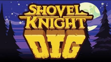 Vid�o : Shovel Knight Dig trailer