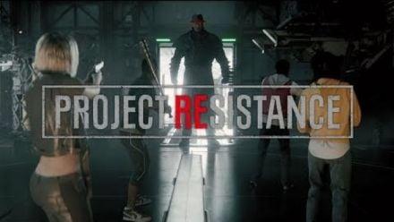 Vid�o : Project REsistance Teaser Trailer