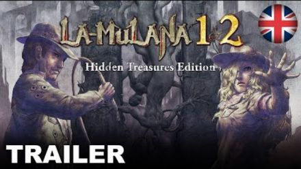 LA-MULANA 1 & 2 - Challenges Trailer (Nintendo Switch, PS4, Xbox One)