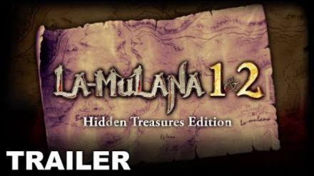 Vidéo : LA-MULANA 1 & 2 - Announcement Trailer (Nintendo Switch, PS4, XBox One)