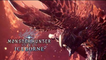Vidéo : Monster Hunter World: Iceborne - Trailer Alatreon