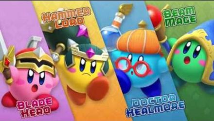 Super Kirby Clash : Trailer d'annonce
