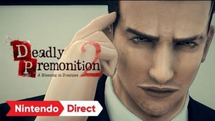 Vidéo : Deadly Premonition Origins Switch (Jap version)