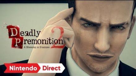 Vid�o : Deadly Premonition Origins Switch (Jap version)