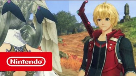 Vid�o : Xenoblade Chronicles Definitive Edition : Trailer des personnages