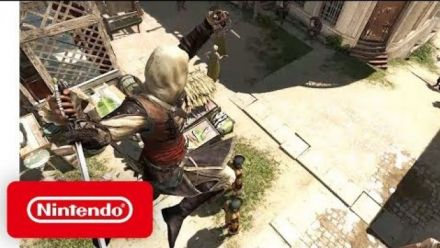 Vidéo : Assassin's Creed - The Rebel Collection : Trailer d'annonce