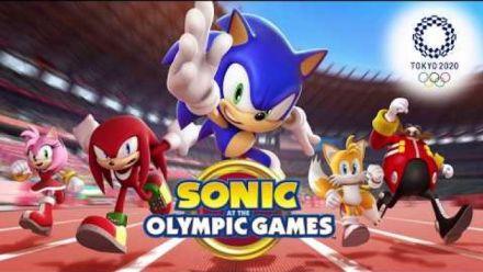 Vid�o : Sonic aux Jeux Olympiques de Tokyo 2020 : Trailer d'annonce