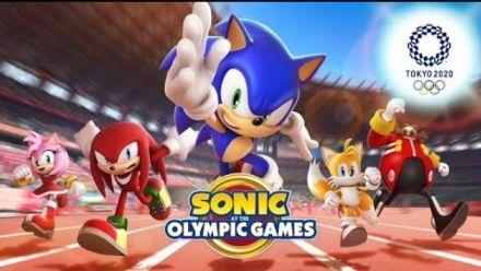 Vid�o : Sonic aux Jeux Olympiques de Tokyo 2020 : Bande-annonce de lancement