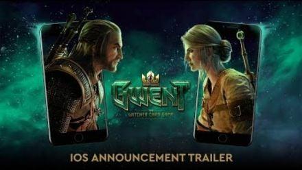 Vid�o : Gwent : trailer de sortie iOS