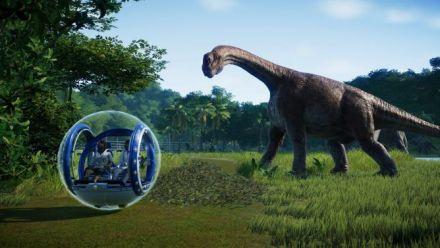 Vid�o : Jurassic World Evolution: Pack de dinosaures herbivores