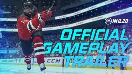 Vid�o : NHL 20 Gameplay Trailer