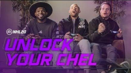 Vid�o : NHL 20 : Unlock your Chel
