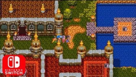 Vid�o : Dragon Quest 1+2+3 Collection : Trailer d'annonce