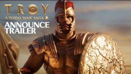 vid�o : A Total War Saga : Troy, première bande annonce