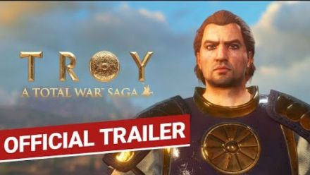 vid�o : Total War: TROY / Official Trailer