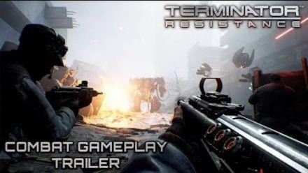 vidéo : Terminator: Resistance - Combat Gameplay Trailer