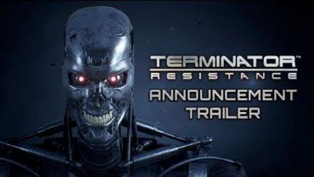 vidéo : Terminator Resistance : trailer d'annonce