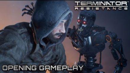 vidéo : Terminator: Resistance - Opening Gameplay
