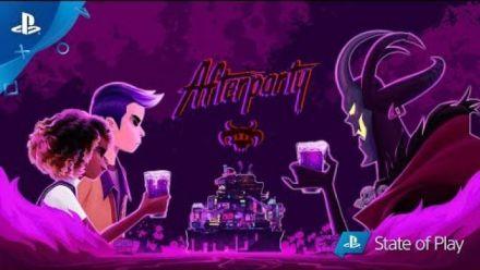 Vidéo : Afterparty   Launch Trailer   PS4