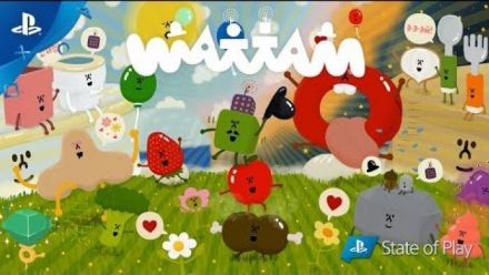 Vid�o : State of Play : Wattam Gameplay Trailer PS4