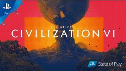 Vid�o : Civilization VI : Trailer PlayStation 4