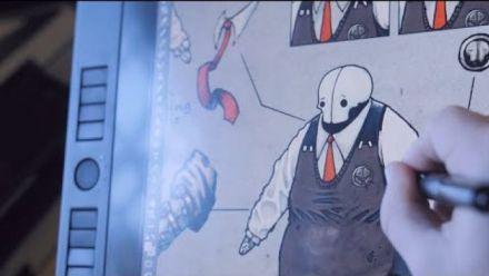 Vid�o : Felix the Reaper - Behind the scenes