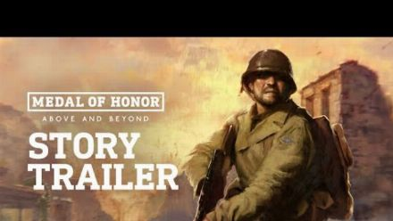 Vid�o : Medal of Honor Above and Beyond montre du gameplay