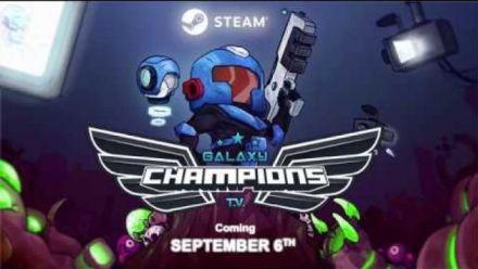 Vidéo : Galaxy Champions TV lancement Trrailer